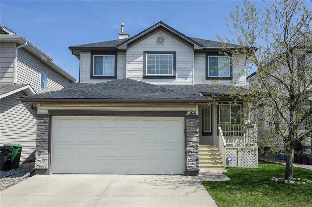 MLS® #C4244945 - 168 Rockbluff CL Nw in Rocky Ridge Calgary, Detached Open Houses