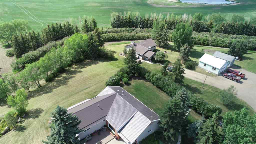 MLS® # A1003298 - 175006 Twp Rd 260 Road  in  Hussar, Residential Open Houses
