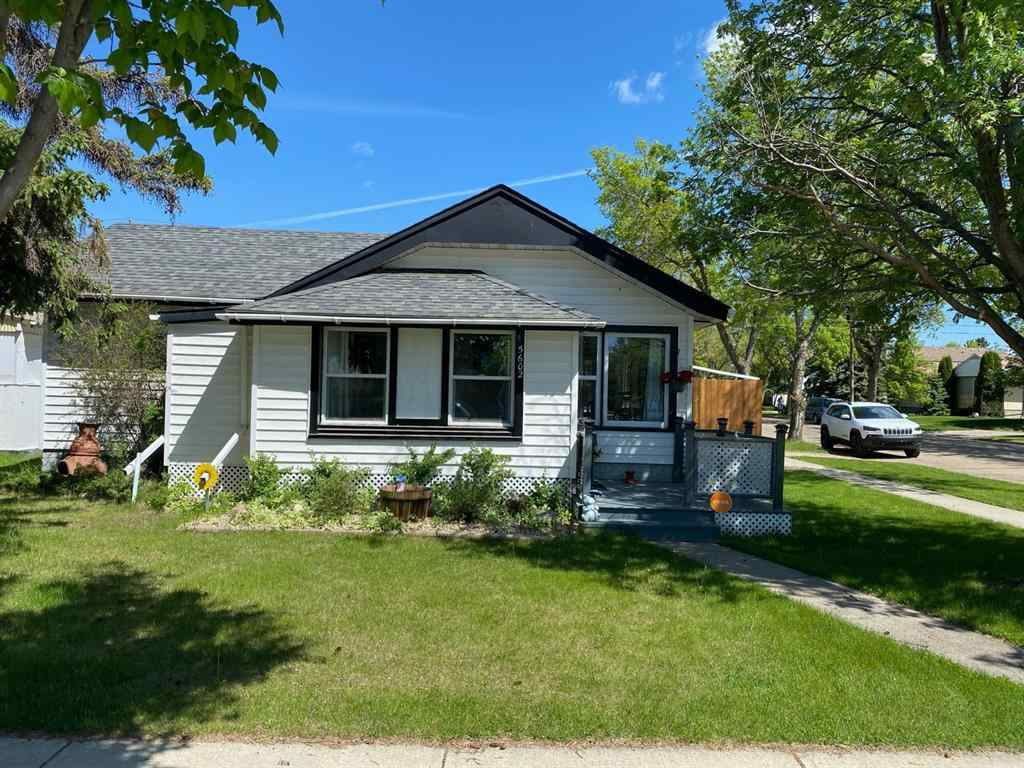 MLS® # A1003429 - 5602 50 Avenue  in Downtown Camrose Camrose, Residential Open Houses