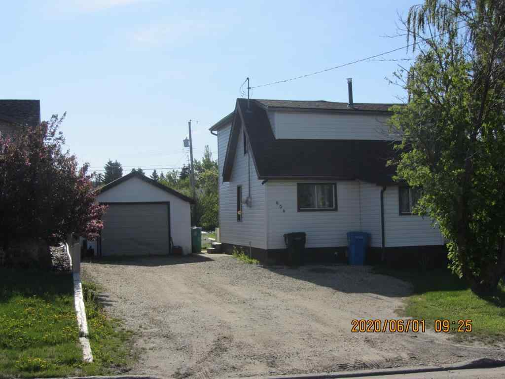 MLS® # A1004036 - 606 5th Avenue  in NONE Beaverlodge, Residential Open Houses