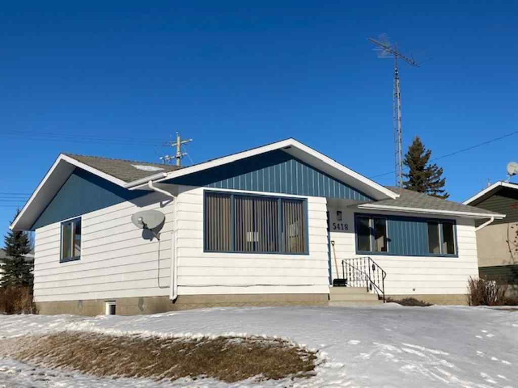 MLS® # A1004257 - 5418 51A Street  in Bashaw Bashaw, Residential Open Houses