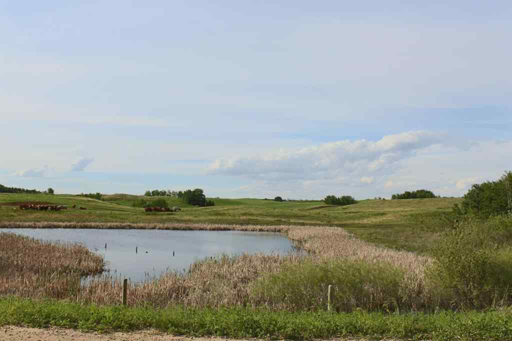 MLS® # A1004639 -  On TWP RD 422   in NONE Bashaw, Land Open Houses