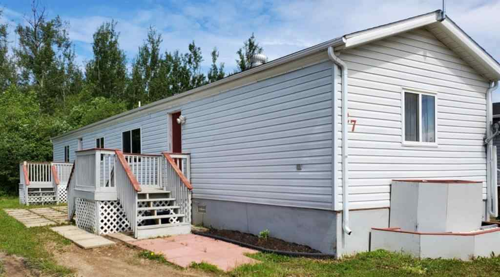 MLS® #A1006893 - Unit #27 2501 41 Avenue  in  Athabasca, Mobile Open Houses