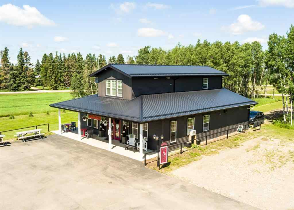 MLS® # A1008829 - 38534 Range Road 25A   in NONE Benalto, Commercial Open Houses