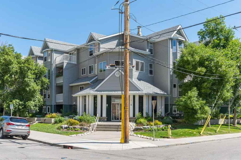 MLS® #A1009038 - Unit #109 2204 1 Street SW in Mission Calgary, Residential Open Houses