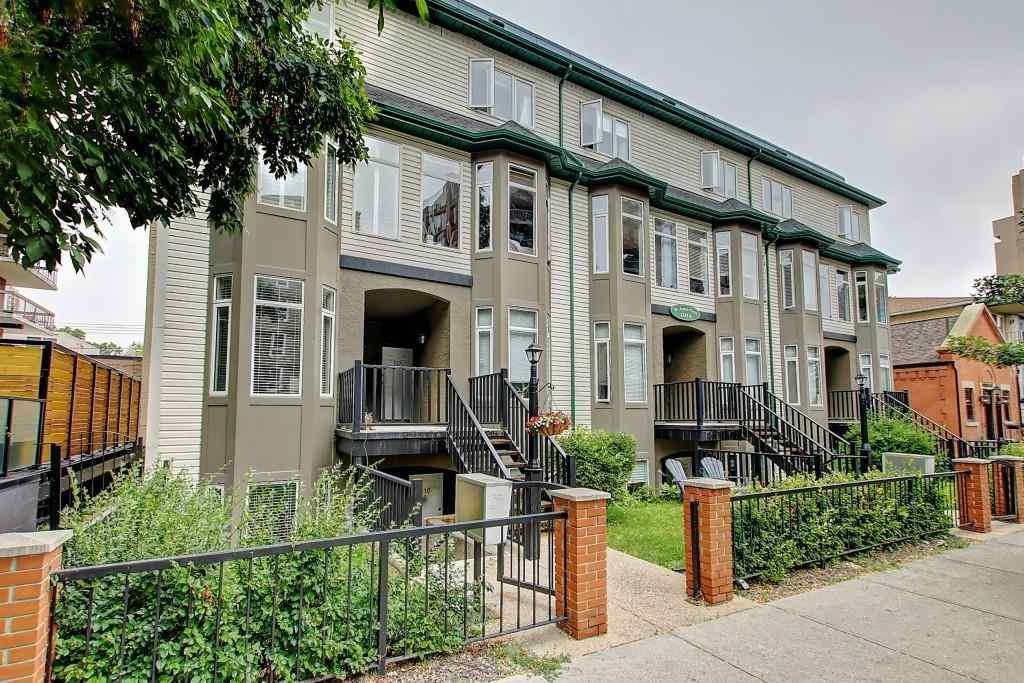 MLS® # A1009888 - Unit #106 1014 14 Avenue SW in Beltline Calgary, Residential Open Houses