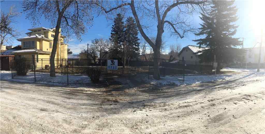 MLS® #A1010221 - 1506 1 Street NW in Crescent Heights Calgary, Land Open Houses