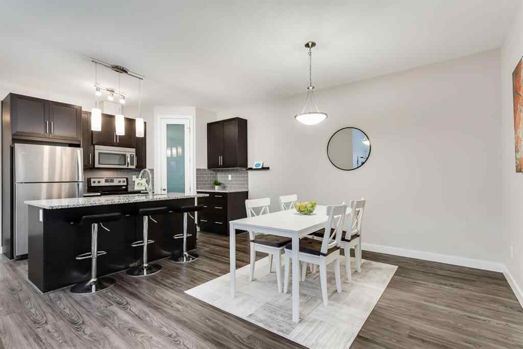 MLS® # A1010351 - Unit #1704 2461 BAYSPRINGS  Link SW in Baysprings Airdrie, Residential Open Houses
