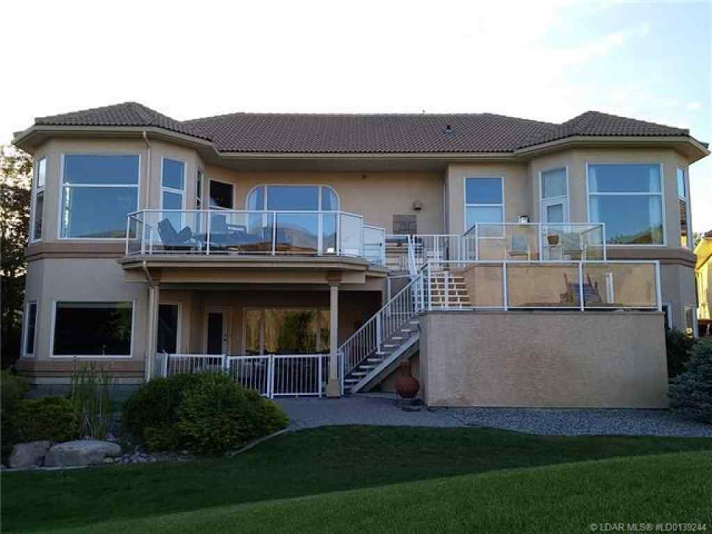 MLS® #A1011190 - 287 Canyon Boulevard W in Paradise Canyon Lethbridge, Residential Open Houses