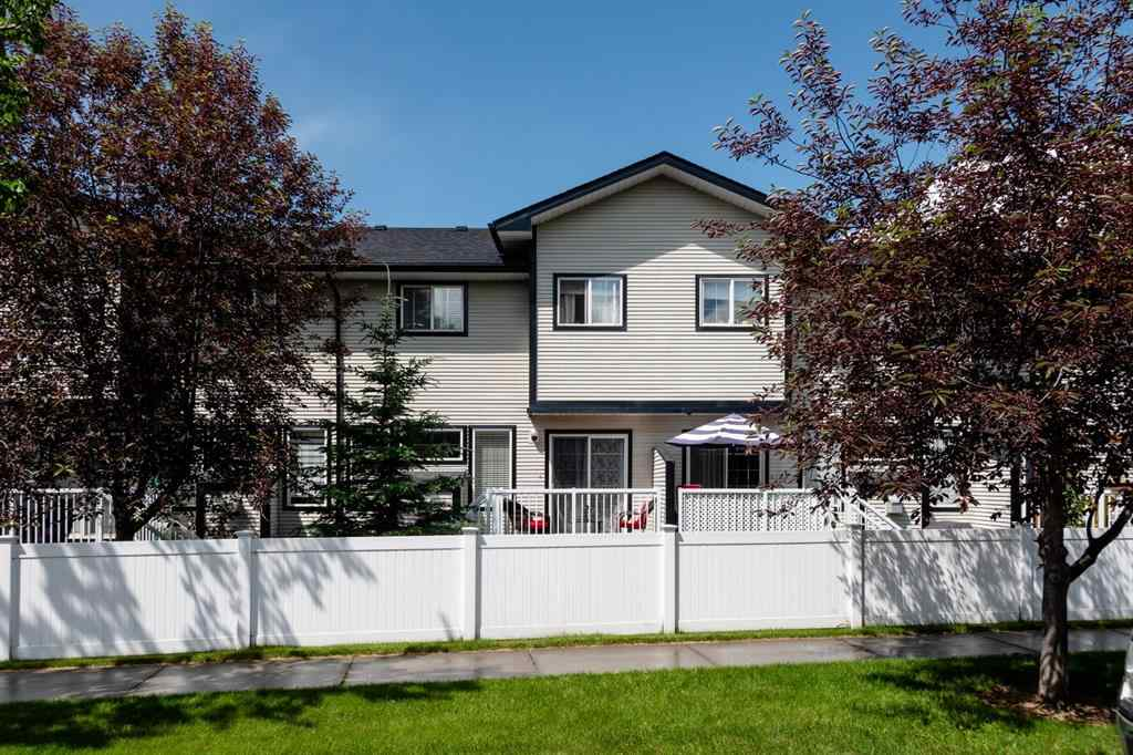 MLS® #A1011316 - Unit #21 12 SILVER CREEK  Boulevard NW in Silver Creek Airdrie, Residential Open Houses
