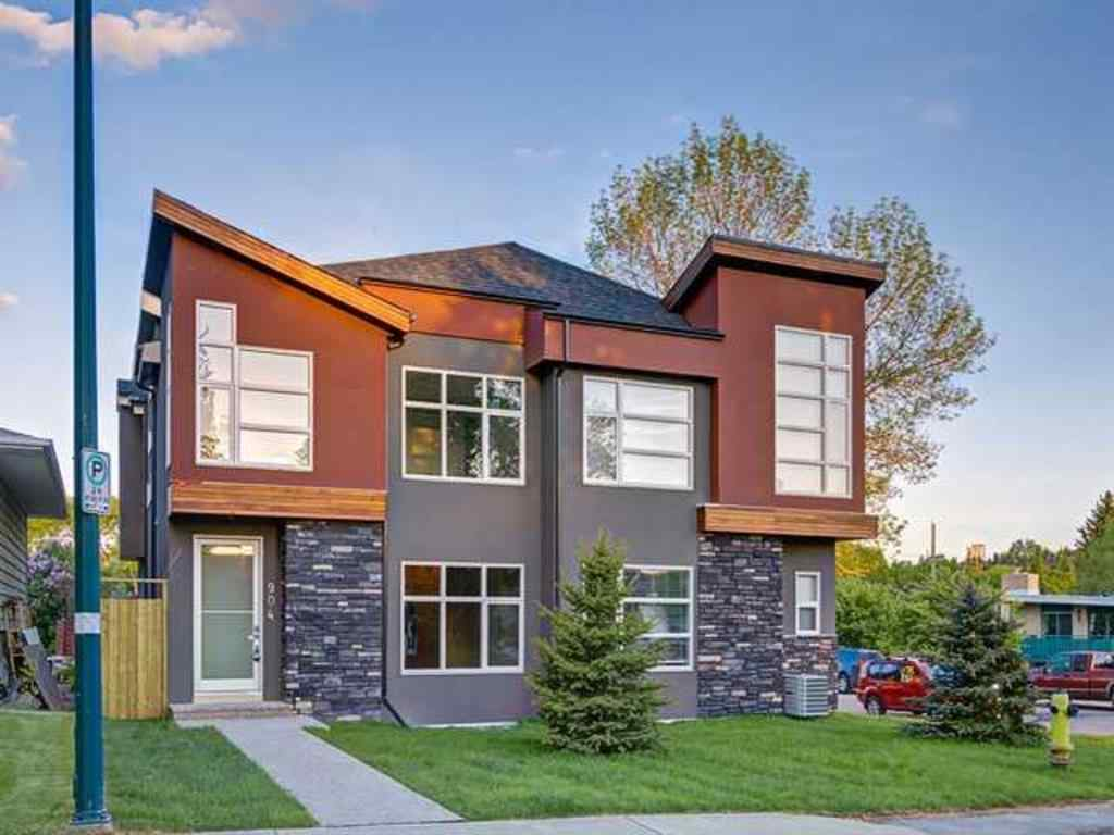 MLS® # A1011389 - 904 36A Street NW in Parkdale Calgary, Residential Open Houses