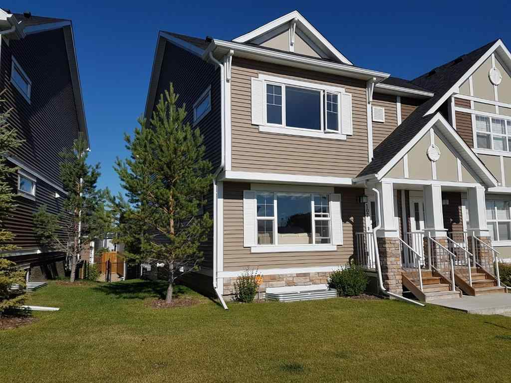 MLS® #A1011582 - 107 BAYSPRINGS Terrace SW in Baysprings Airdrie, Residential Open Houses