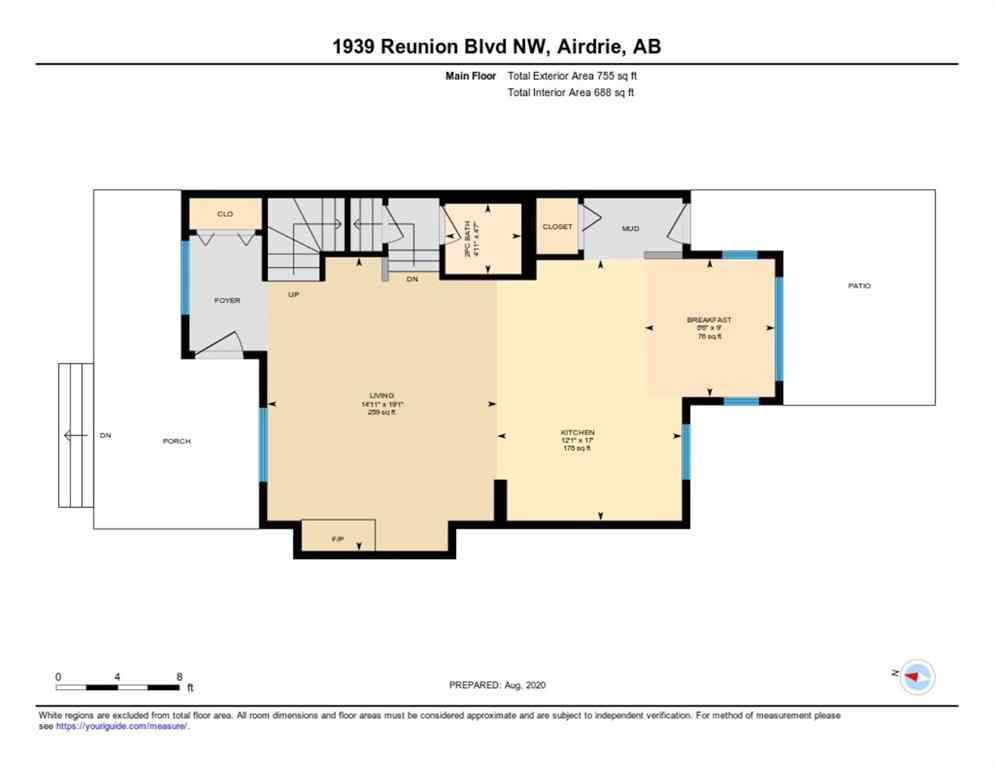 MLS® #A1012439 - 1939 REUNION  Boulevard NW in Reunion Airdrie, Residential Open Houses