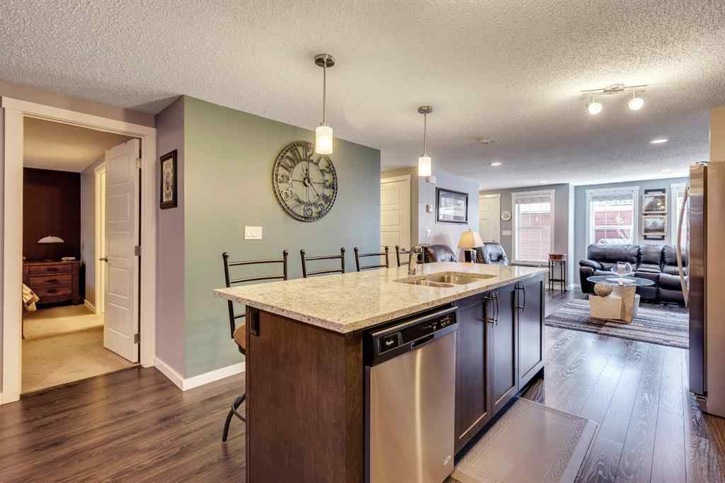 MLS® #A1012591 - Unit #502 2400 RAVENSWOOD  View SE in Ravenswood Airdrie, Residential Open Houses