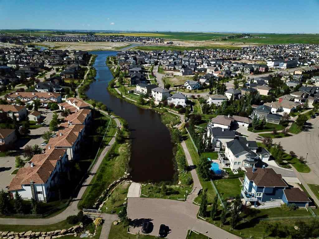 MLS® # A1012832 - 206 CANOE  Square SW in Canals Airdrie, Residential Open Houses