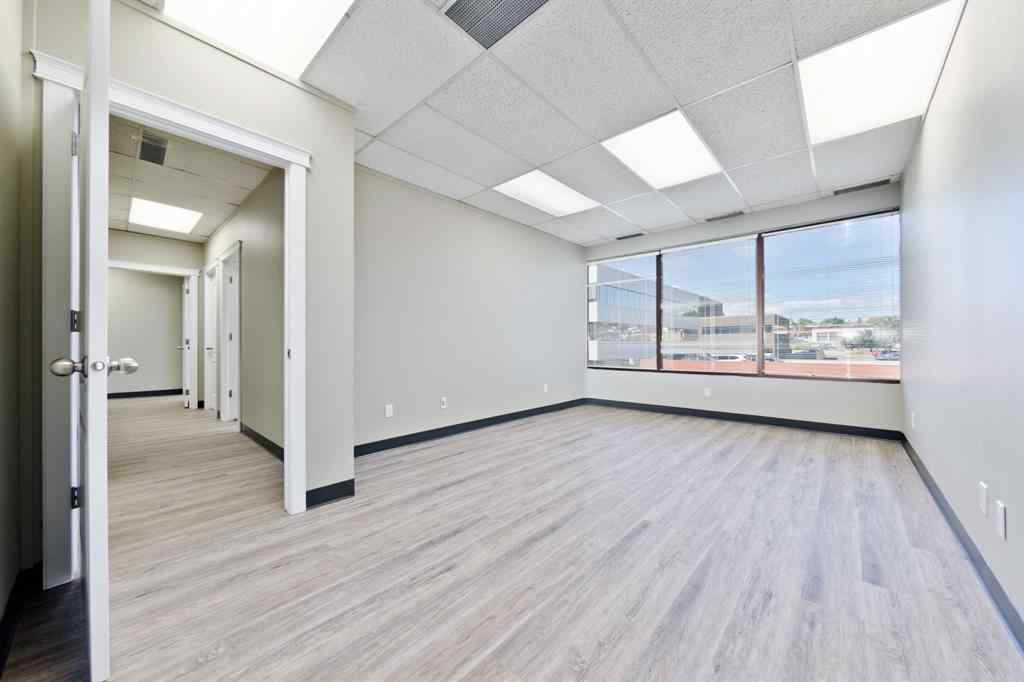 MLS® #A1013391 - Unit ##200 5810 2 Street SW in Manchester Calgary, Commercial Open Houses