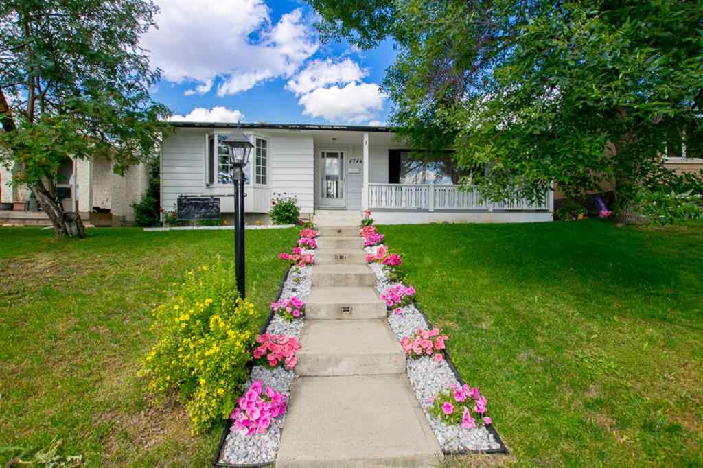 MLS® # A1013464 - 4744 MARDALE Road NE in Marlborough Calgary, Residential Open Houses