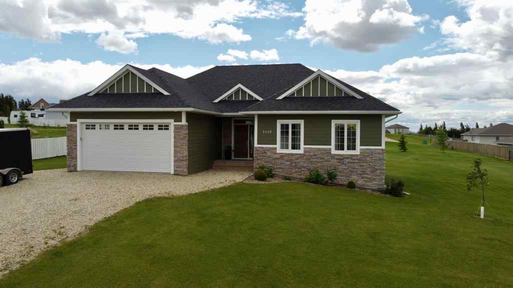 MLS® # A1013856 - 1110 Hazelmere Drive  in  Beaverlodge, Residential Open Houses