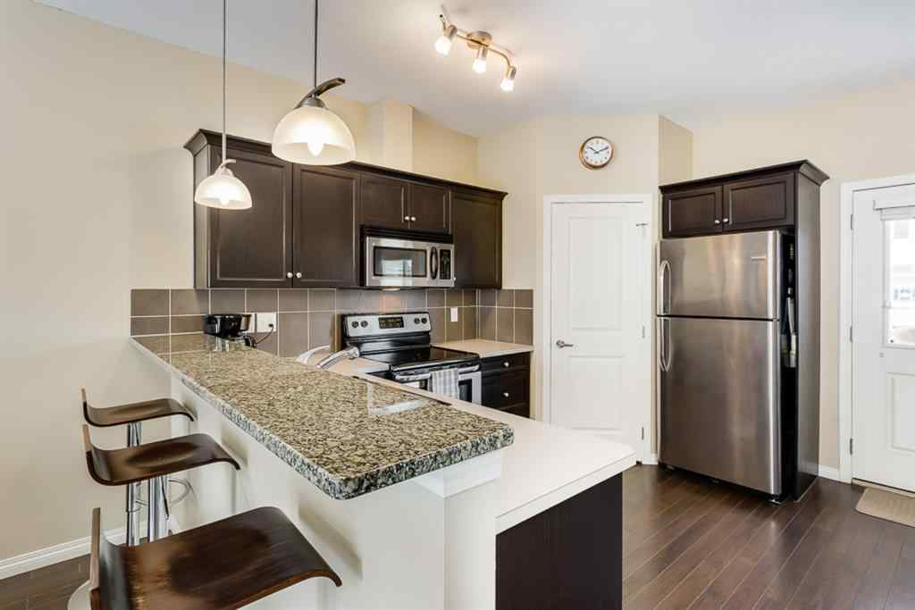 MLS® #A1014207 - Unit #1603 1001 8  Street NW in Williamstown Airdrie, Residential Open Houses