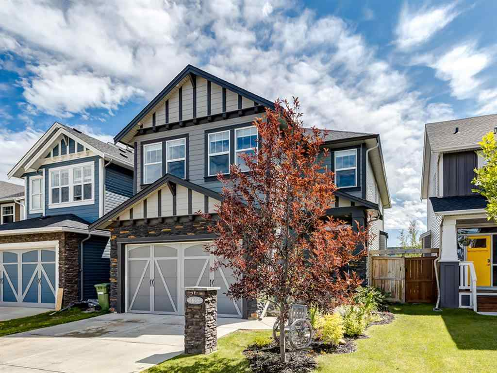 MLS® # A1014361 - 1845 Reunion Terrace NW in Williamstown Airdrie, Residential Open Houses