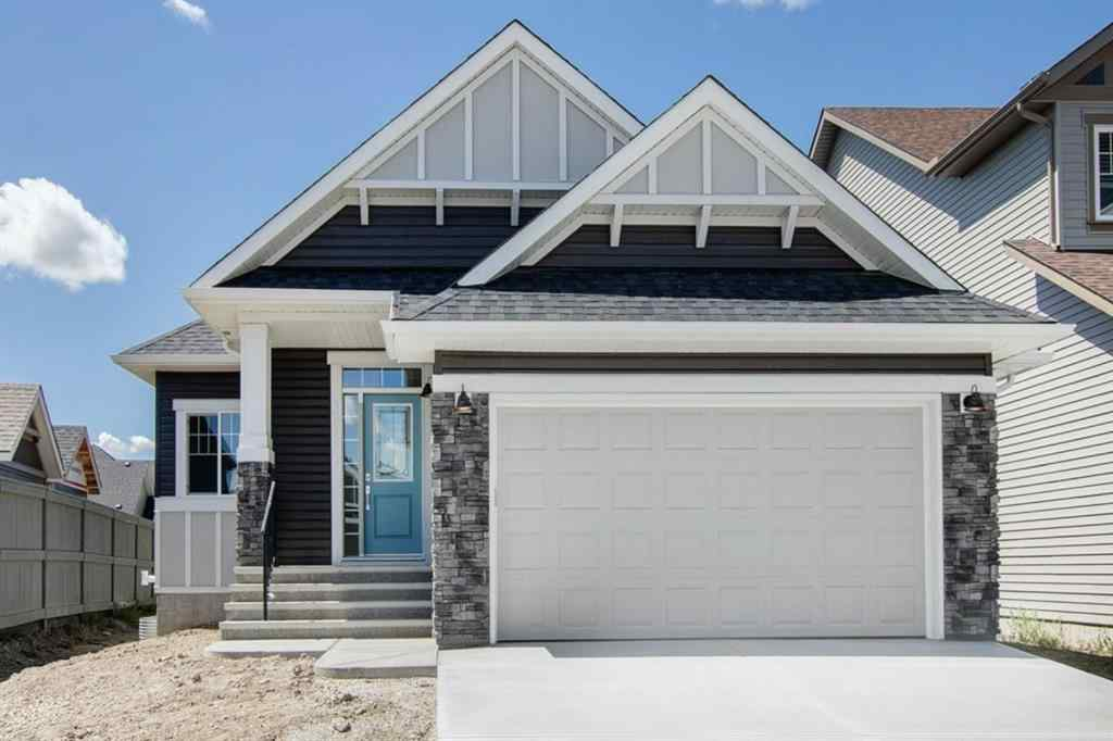 MLS® # A1014396 - 352 BAYSIDE  Crescent SW in Bayside Airdrie, Residential Open Houses
