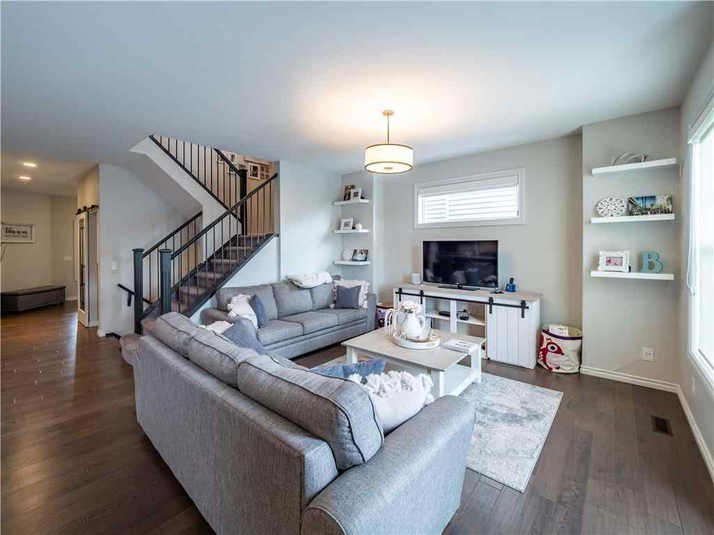 MLS® # A1014961 - 218 BAYSIDE Loop SW in Bayside Airdrie, Residential Open Houses