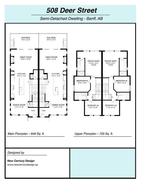 MLS® # A1015384 - Unit #A 508 Deer Street  in NONE Banff, Residential Open Houses