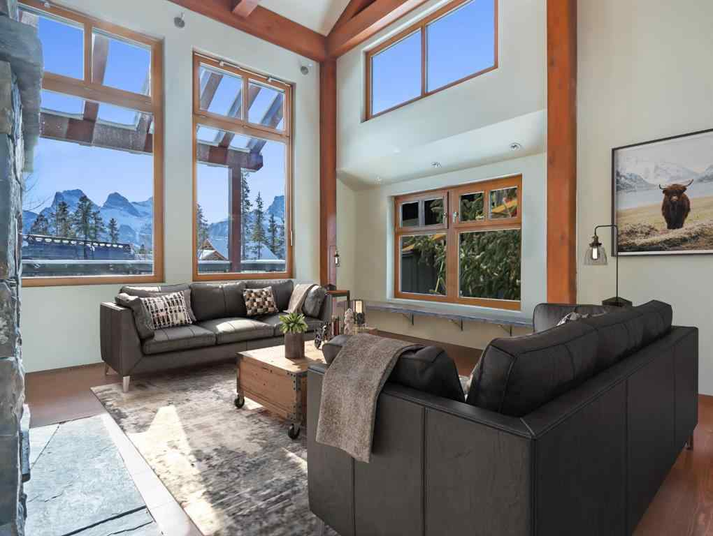 MLS® #A1016082 - 708 Silvertip Heights  in Silvertip Canmore, Residential Open Houses
