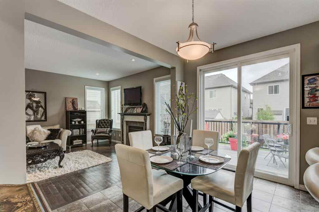 MLS® # A1016396 - 36 WINDGATE  Close SW in Windsong Airdrie, Residential Open Houses