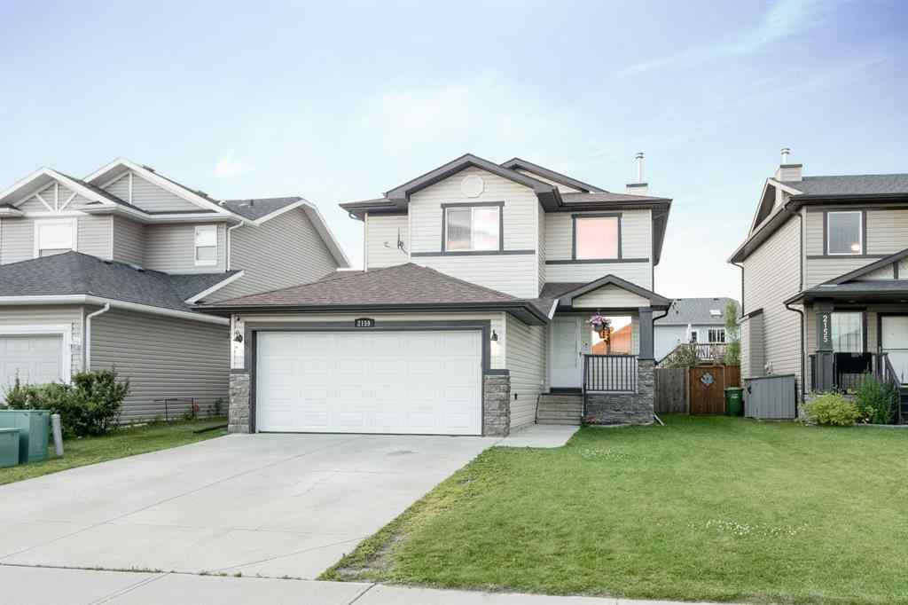MLS® # A1016579 - 2159 Luxstone Boulevard SW in Luxstone Airdrie, Residential Open Houses