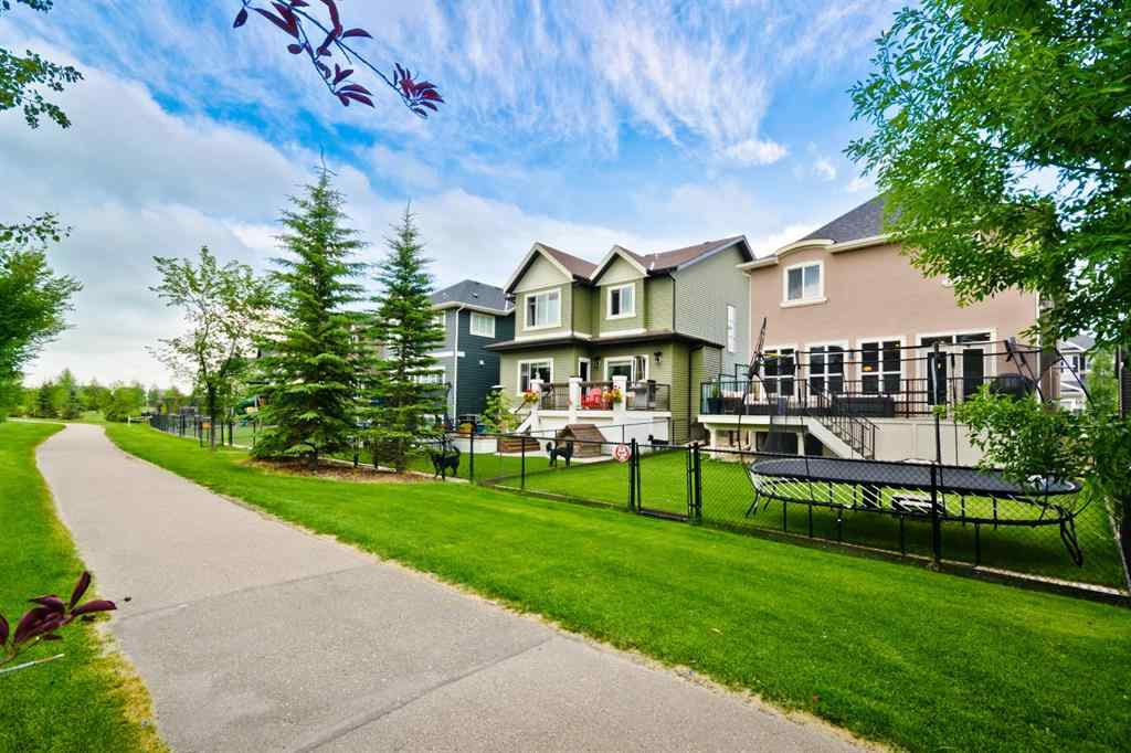 MLS® # A1016993 - 214 COOPERSTOWN  Lane SW in Coopers Crossing Airdrie, Residential Open Houses