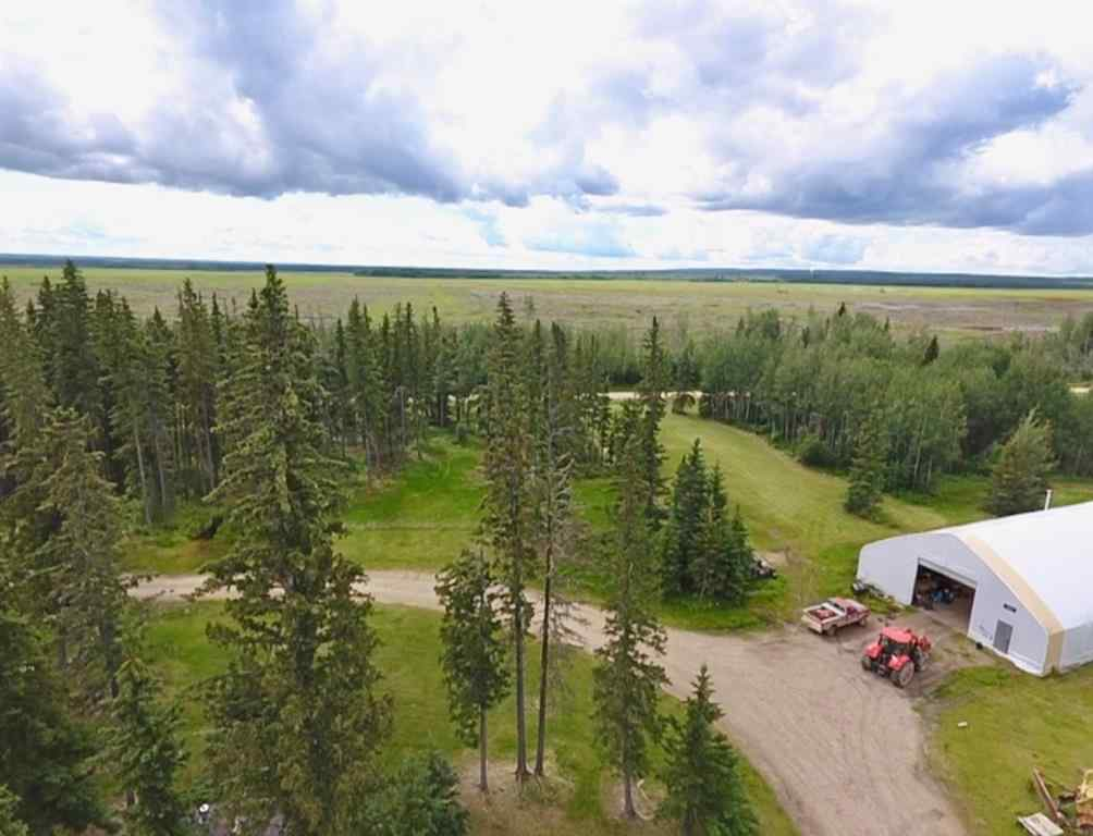 MLS® # A1017466 -  Hwy 743  &  Township Road 864   in NONE Rural Northern Lights, County of, Agri-Business Open Houses