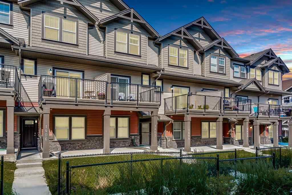 MLS® #A1017739 - Unit #1406 280 WILLIAMSTOWN  Close NW in Williamstown Airdrie, Residential Open Houses