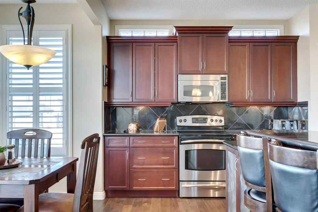MLS® #A1017762 - 4 CRANLEIGH Terrace SE in Cranston Calgary, Residential Open Houses