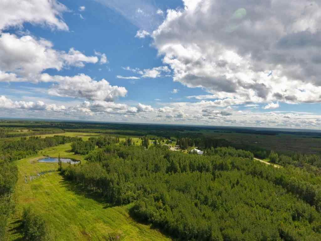 MLS® # A1017904 -  Hwy 743 and Twp Rd 864   in NONE Rural Northern Lights, County of, Land Open Houses