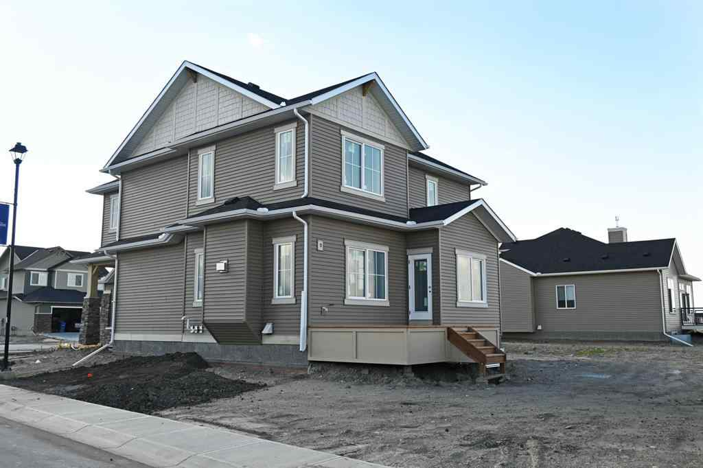 MLS® # A1018011 - 1158 BAYSIDE  Drive SW in Bayside Airdrie, Residential Open Houses