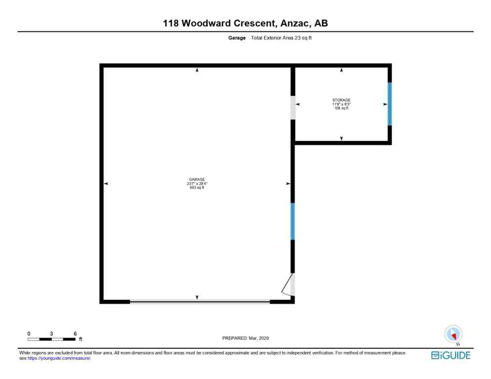 MLS® #A1018715 - 118 WOODWARD Crescent  in NONE Anzac, Residential Open Houses
