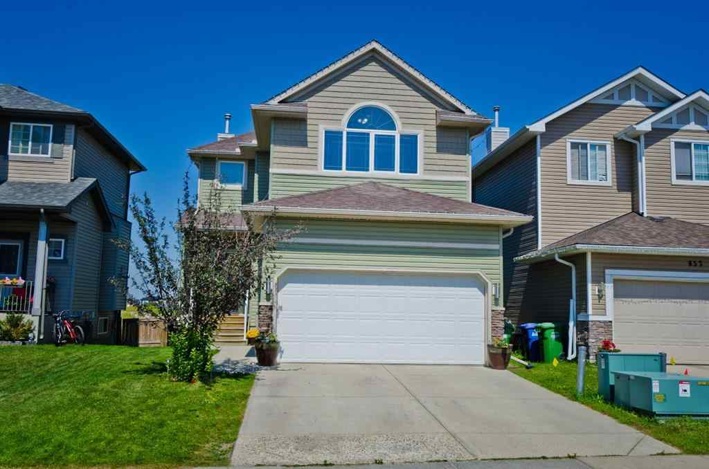 MLS® # A1018959 - 656 LUXSTONE  Landing SW in Luxstone Airdrie, Residential Open Houses
