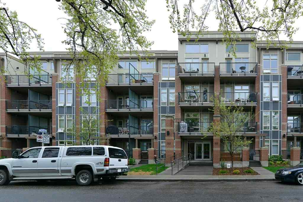MLS® # A1019671 - Unit #221 323 20 Avenue SW in Mission Calgary, Residential Open Houses
