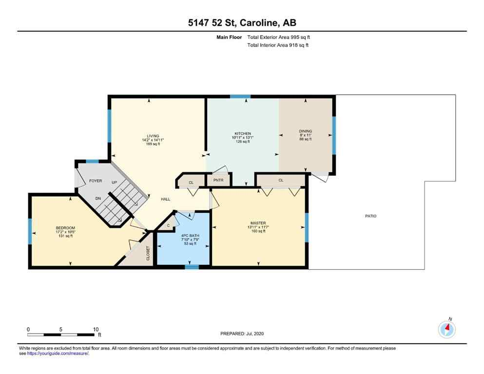 MLS® #A1020041 - 5147 52 Street  in NONE Caroline, Residential Open Houses