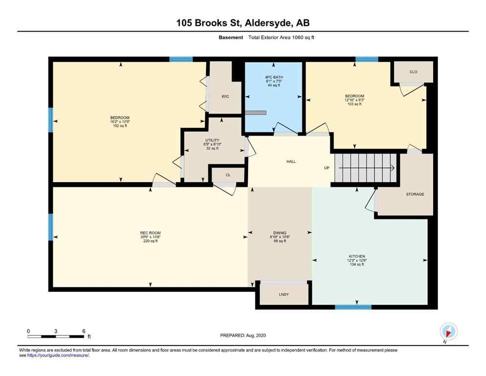 MLS® #A1021637 - 105 Brooks Street  in NONE Aldersyde, Residential Open Houses
