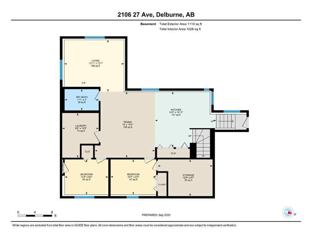 MLS® #A1021766 - 2106 27 Avenue  in NONE Delburne, Residential Open Houses