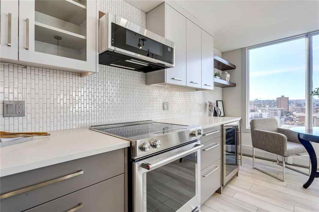 MLS® # A1022114 - Unit #1260 1001 13 Avenue SW in Beltline Calgary, Residential Open Houses