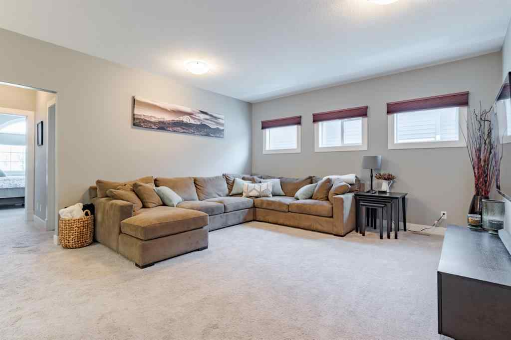 MLS® #A1022313 - 110 COOPERSTOWN  Lane SW in Coopers Crossing Airdrie, Residential Open Houses