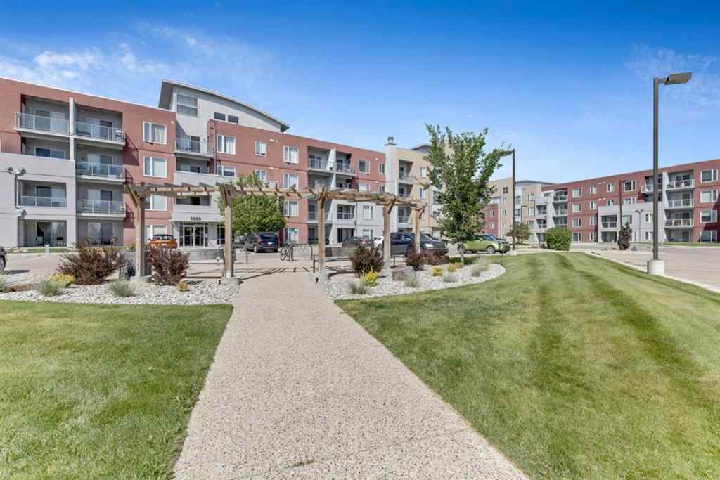 MLS® #A1023552 - Unit #1218 604 East Lake Boulevard NE in East Lake Industrial Airdrie, Residential Open Houses