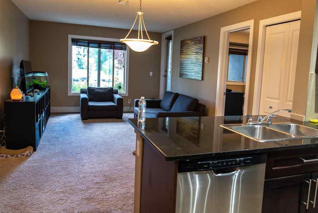 MLS® #A1023801 - Unit #8105 403 MacKenzie Way  in NONE Airdrie, Residential Open Houses
