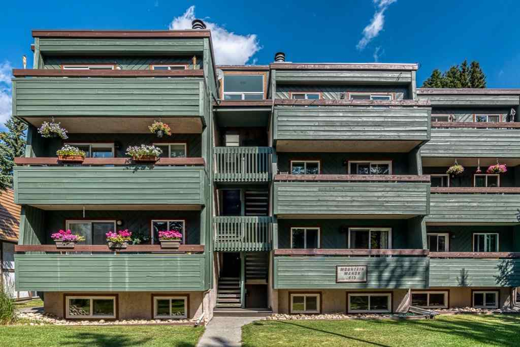 MLS® #A1023942 - Unit #101 415 Beaver  Street  in NONE Banff, Residential Open Houses