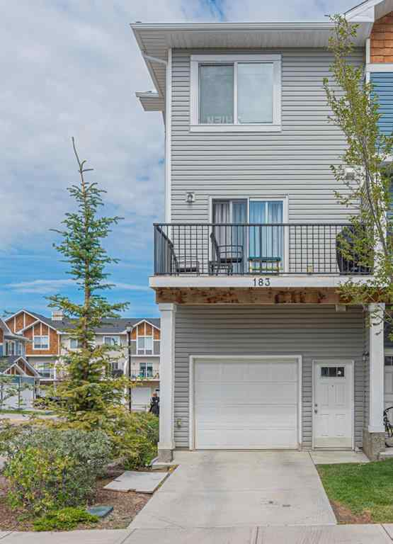 MLS® #A1024161 - Unit #183 2802 KINGS HEIGHTS  Gate SE in Kings Heights Airdrie, Residential Open Houses