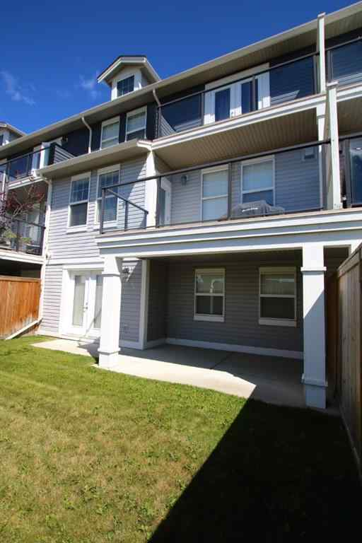 MLS® #A1024481 - Unit #3003 1001 8  Street NW in Williamstown Airdrie, Residential Open Houses