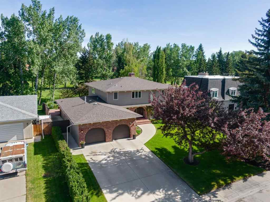MLS® #A1024753 - 456 WILDERNESS Drive SE in Willow Park Calgary, Residential Open Houses
